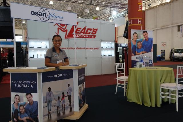OSAN Planos participa do Encontro Anual dos Batistas do Brasil 2016