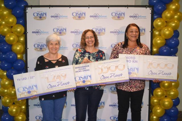 Premiação Osan Show de Prêmios - Especial Dia das Mães