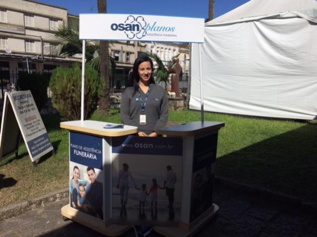 Grupo Osan apoia Festa de Santo Antônio do Santuário do Valongo